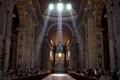 St. Peter's Sunburst