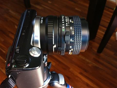 3. Nex + MD 50mm