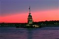 Maiden's Tower Istanbul , Turkey
