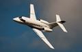 BAE-125 at a local airshow