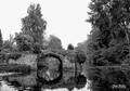 Scene of the River Avon by Warwick Castle in England