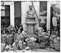 Pondicherry Market-Work Border B&W-1