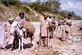Workers in Tarbella Pakistat