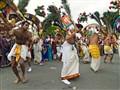 Kavadi dancers