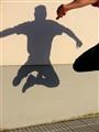 Happy shadow