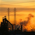 Dawn at Mittal Steel