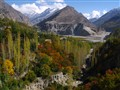 Color of Hunza (Pakistan)