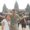Angkor Wat: Anchor what? Angkor Wat.. A street moment.