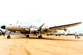 Lockheed VC-121A Constellation