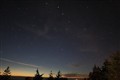 Ursa Major and a Pacific Sunset