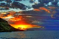 Molokini Sunset