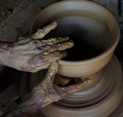 Clay Pottery1