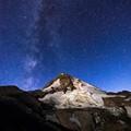 Mt Hood Oregon Milkyway view