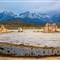 Mono Lake Sierras