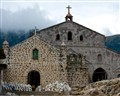 Church in San Juan, Lake Atitlan, Guatemala