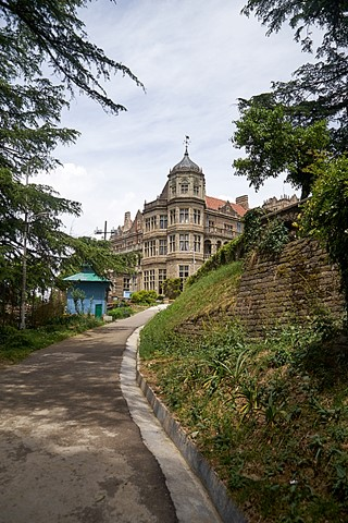 Indian Institute of Advanced Study, Shimla