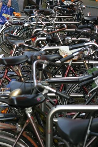 Amsterdam.....free parking!