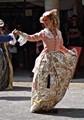 Basque dancing