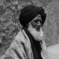 India old man