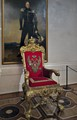 Throne of the Russian Tsar, Hermitage