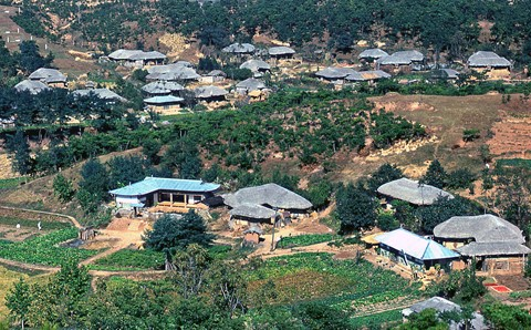 Rural S. Korea