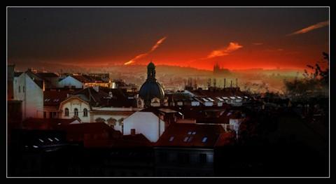 Prague - Žižkov, Petr Nikl fotograf, Praha
