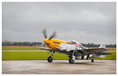 P-51D Mustang at Duxford