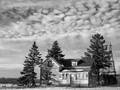 Forgotten Rural Farmhouse
