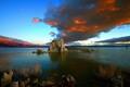 Mono Lake sunrise.