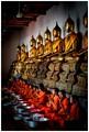 Budhist monks, Thailand