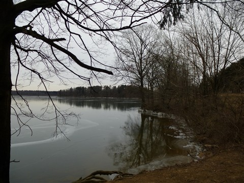 Frozen Reservoir 2