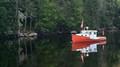 Nova Scotia cove