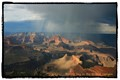Stormy Day in the Grand Canyon