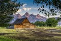 Mormon Row Barn - Grand Teton NP
