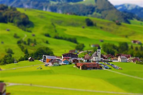 Miniature Appenzell