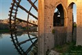 Noria (Ancient water wheels) of Hama, Syria