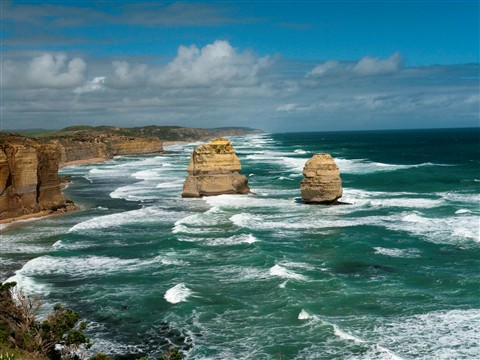 Along the Great Ocean Road-1