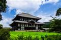 "Nara, Todai-ji  Temple (""Great Eastern Temple"")."