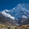 Syancha Glacier, Manaslu Himal, Nepal Himalayas