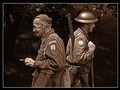Playing Dad's Army