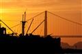 Sunset fro Pier 39