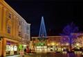 Night on Main Square