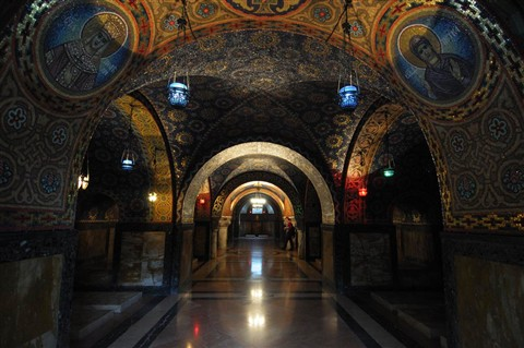 Oplenac - mausoleum