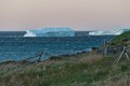 Iceberg off Cape Spear