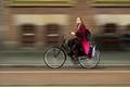 Night Cycling in Amsterdam