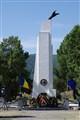 Aurel Vlaicu Memorial - Banesti, Romania