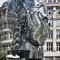 Statue of Kafka's head