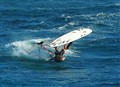 wild surfing
