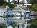 Narooma - Forest Bay fishing huts