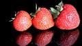 Yorkshire strawberries